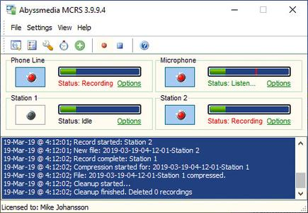 Abyssmedia MCRS System 4.1.1.0