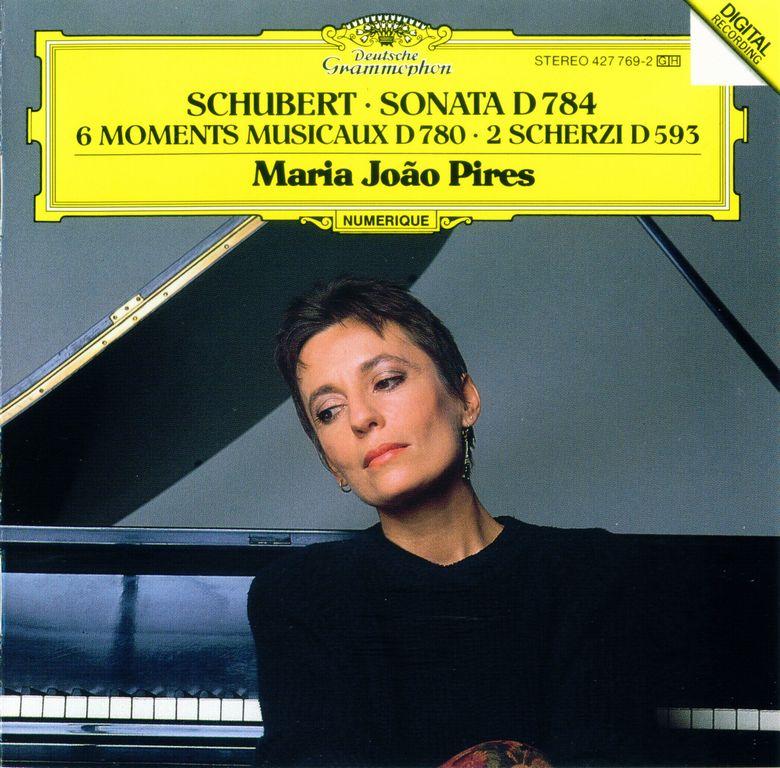 Schubert · Sonata D 784, 6 Moments Musicaux, Etc · Maria Joao Pires