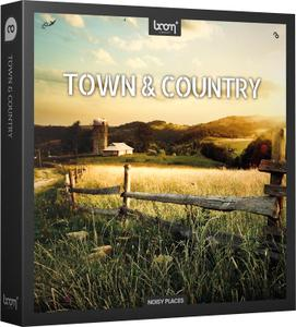 Boom Library Town & Country WAV