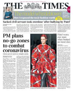 The Times - 3 March 2020