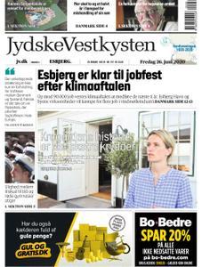 JydskeVestkysten Esbjerg – 26. juni 2020