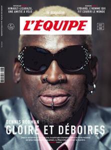 L'Equipe Magazine - 25 Juillet 2020