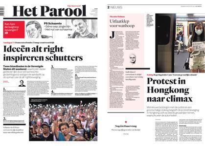 Het Parool – 05 augustus 2019
