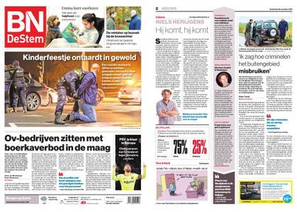 BN DeStem - Bergen op Zoom – 29 november 2018