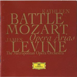 Kathleen Battle - Mozart Opera Arias (James Levine)