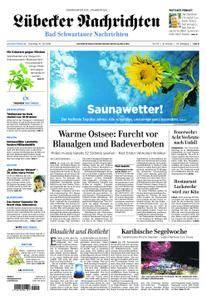 Lübecker Nachrichten Bad Schwartau - 31. Juli 2018