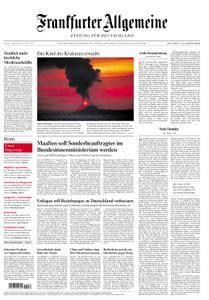 Frankfurter Allgemeine Zeitung F.A.Z. - 24. September 2018