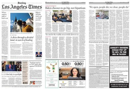 Los Angeles Times – February 07, 2021