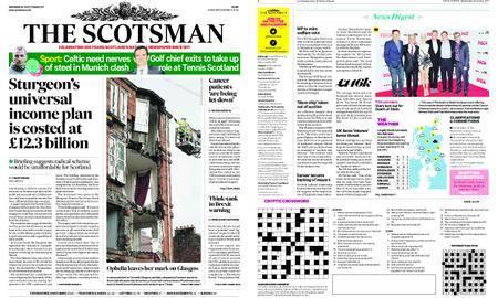 The Scotsman – October 18, 2017