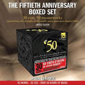 Harmonia Mundi - 50 Years Of Musical Exploration: Limited Edition Box Set 30CDs (2007) Re-up