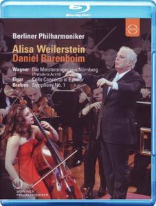 Daniel Barenboim, Berliner Philharmoniker, Alisa Weilerstein - Europakonzert 2010 from Oxford [Blu-Ray]