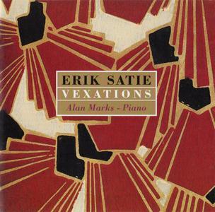 Erik Satie - Vexations - Alan Marks, piano (2005) {Salon Recordings LTMCD 2389 rec 1987}