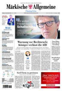 Märkische Allgemeine Fläming Echo - 30. November 2018