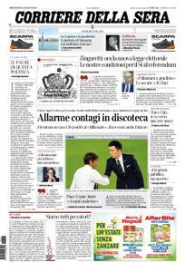 Corriere della Sera – 26 agosto 2020