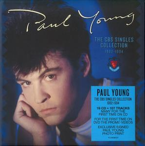 Paul Young - The CBS Singles Collection 1982-1994 (2019) [DVD9]