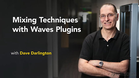 Lynda - Mixing Techniques with Waves Plugins [repost]