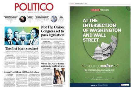 Politico – August 01, 2018