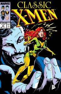 Classic X-Men 031 1989 Digital Shadowcat