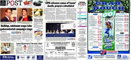 The Guam Daily Post – October 18, 2018