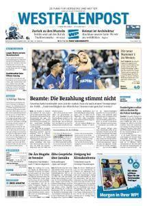 Westfalenpost Wetter - 20. November 2017