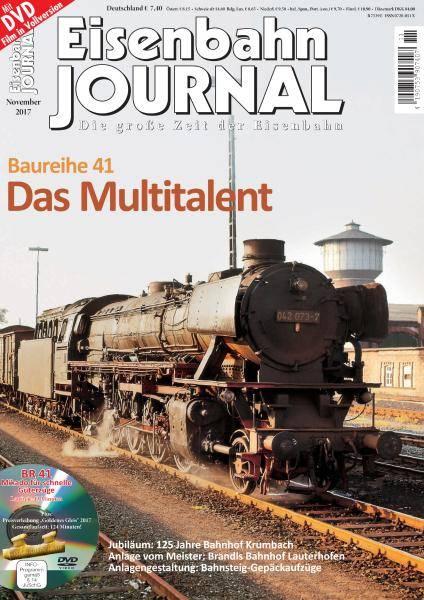 Eisenbahn Journal - November 2017