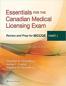 Essentials for the Canadian Medical Licensing Exam (Repost)