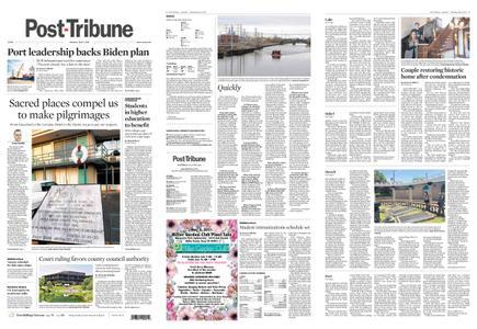Post-Tribune – May 03, 2021