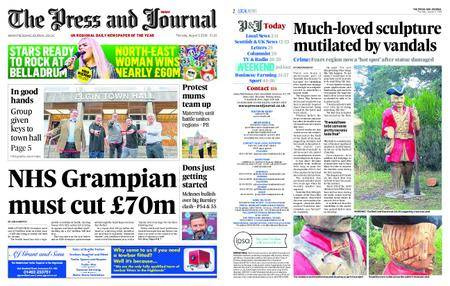 The Press and Journal Moray – August 02, 2018