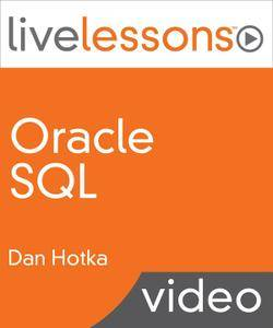 Oracle SQL LiveLessons [Repost]