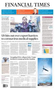 Financial Times UK - 6 March 2020
