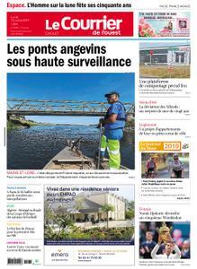 Le Courrier de l'Ouest Cholet – 15 juillet 2019