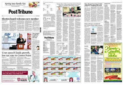 Post-Tribune – March 22, 2019