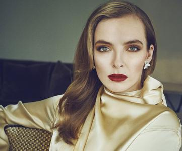 Jodie Comer by Marc Hom for Town & Country UK May 2019