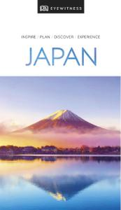 DK Eyewitness Travel Guide Japan, 2019 Edition