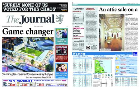 The Journal – October 19, 2018