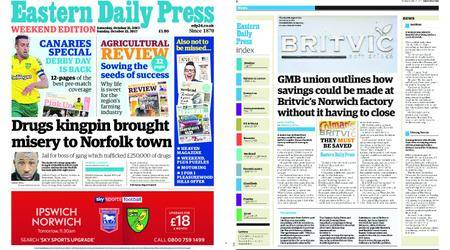 Eastern Daily Press – October 21, 2017