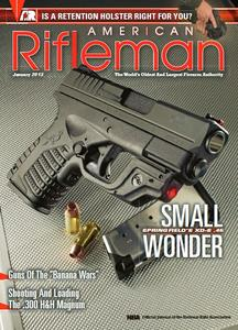 American Rifleman - January 2013