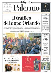 la Repubblica Palermo - 10 Dicembre 2019