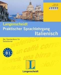 Langenscheidts Praktischer Sprachlehrgang, Italienisch: Der Standardkurs für Selbstlerner (m. Audio-CD) (Repost)