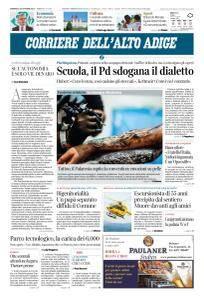 Corriere dell'Alto Adige - 22 Ottobre 2017