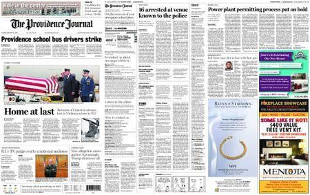 The Providence Journal – September 27, 2018
