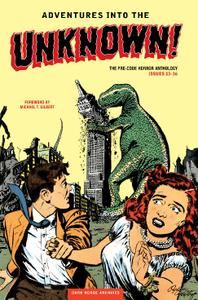Dark Horse-Adventures Into The Unknown Archives Vol 04 2016 Hybrid Comic eBook