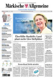 Märkische Allgemeine Luckenwalder Rundschau - 17. Juli 2019