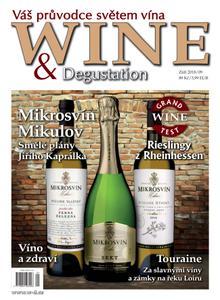 Wine & Degustation - září 2018