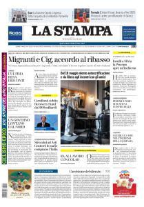 La Stampa Torino Provincia e Canavese - 13 Maggio 2020