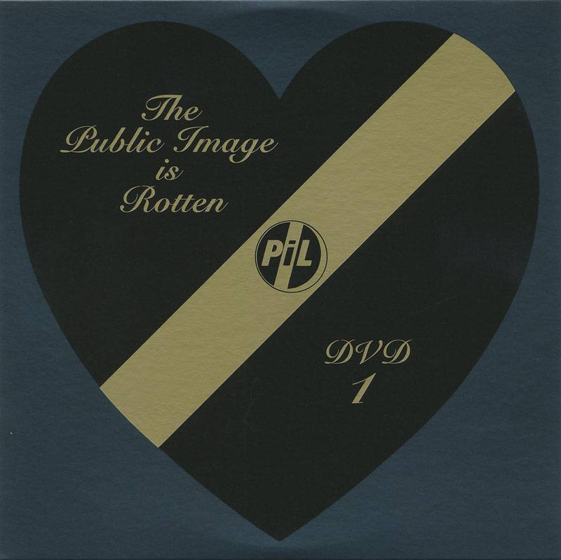 Public Image Limited - The Public Image Is Rotten (Songs From The Heart) (2018) [5CD + 2DVD Box Set]