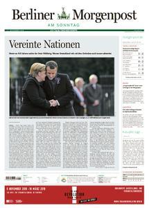 Berliner Morgenpost – 11. November 2018