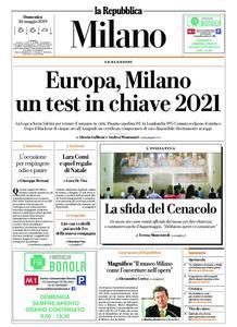 la Repubblica Milano – 26 maggio 2019