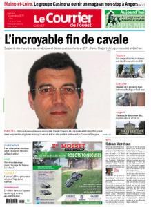 Le Courrier de l'Ouest Cholet – 12 octobre 2019