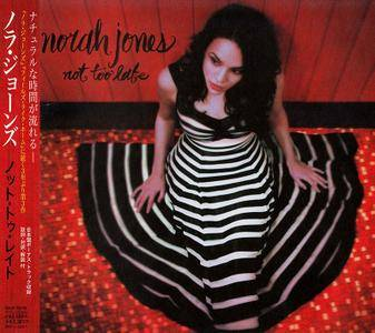 Norah Jones - Not Too Late (2007) Japanese Edition [Re-Up]